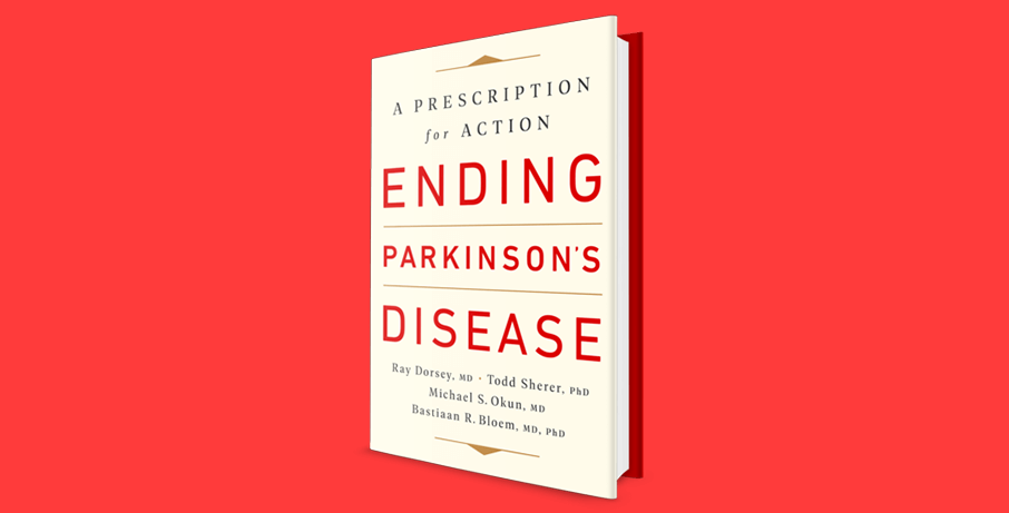 Ending Parkinson's Disease book cover