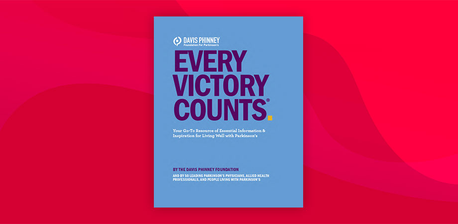 """Featured image for """"New guide to help you live well with Parkinson's: Every Victory Counts®"""""""