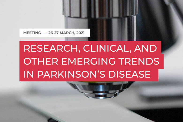 "Featured image for ""Research, clinical and other emerging trends in Parkinson's meeting"""
