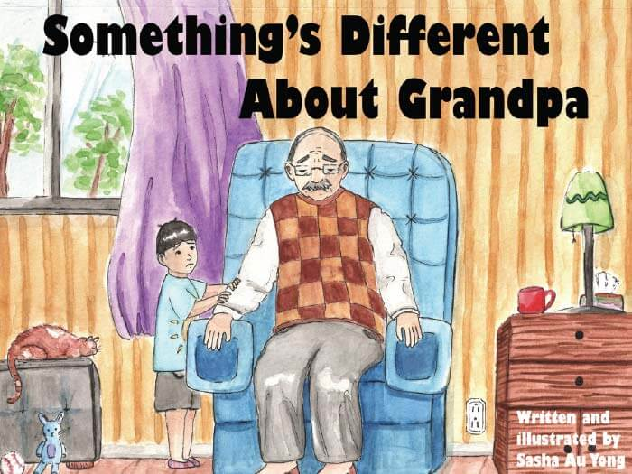 """Featured image for """"Something's Different About Grandpa"""""""