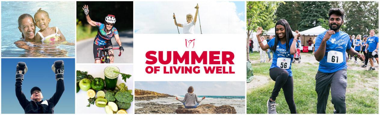 Summer of Living Well