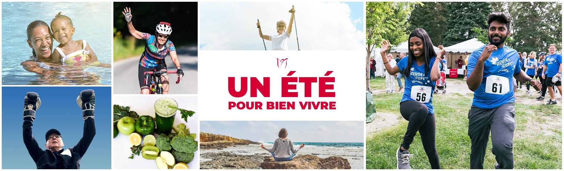 """Featured image for """"Un été pour bien vivre: Vivre bien, quoi qu'il arrive"""""""