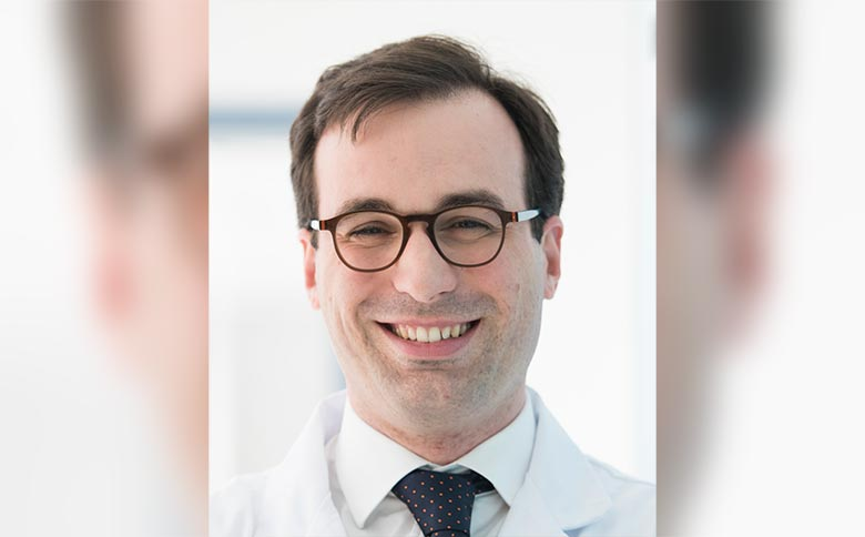 Physician and researcher Doctor Tiago Mestre