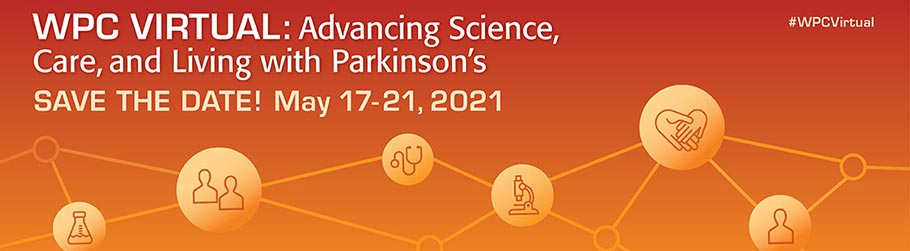 Save the date for the World Parkinson Coalition Virtual Congress